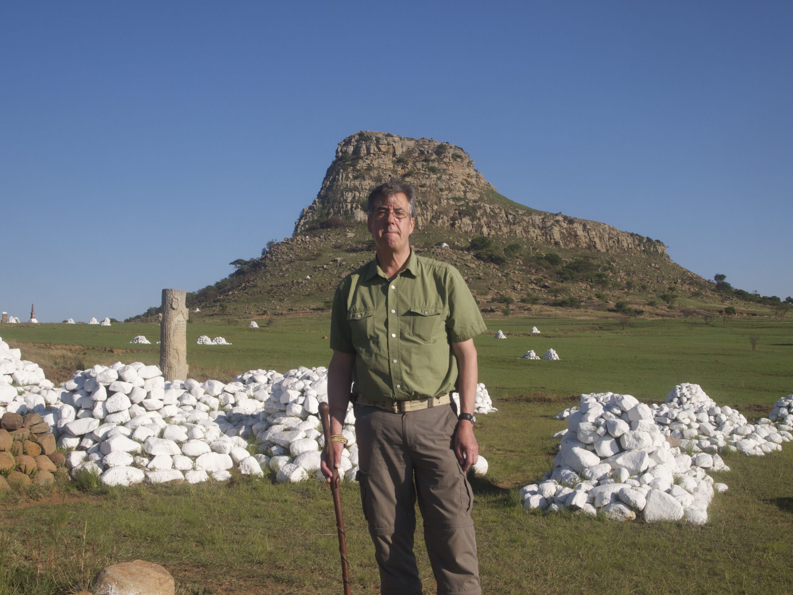 Ian Knight at Isandlwana